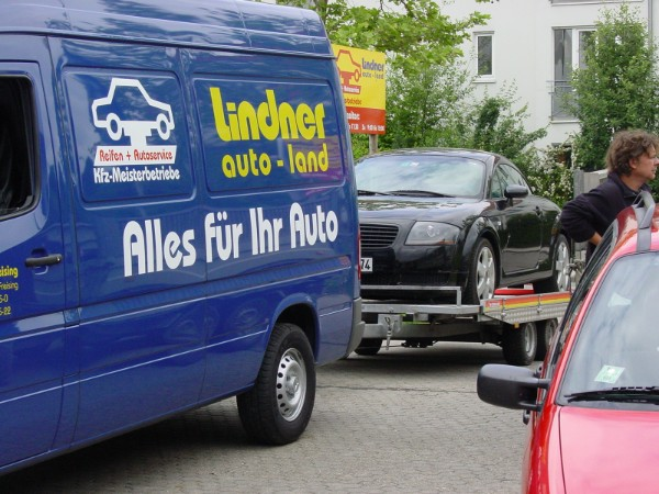 Getriebeinstandsetzung München   Kosten und Transport